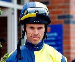 Jockey Graham Lee