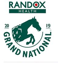 Randox health grand national 2019 logo image